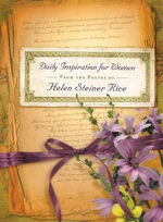 Daily Inspiration for Women : The Beloved Inspirational Verse of Helen Steiner Rice - Helen Steiner Rice