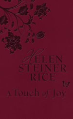 A Touch of Joy - Helen Steiner Rice