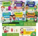 Your Piggy Bank : A Guide to Spending & Saving for Kids! - Mary Elizabeth Salzmann