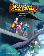 Book 8 : Tree House Mystery: Tree House Mystery eBook - Christopher E. Long