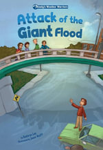 Attack of the Giant Flood : Book 5: Book 5 eBook - Kathryn Lay