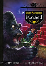 Ghost Detectors Book 12 : Monsters! eBook: Monsters! eBook - Dotti Enderle