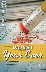 Worst Year Ever : Carter High: Senior Year - Eleanor Robins