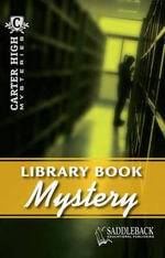 Library Book Mystery : Carter High Mysteries (Paperback) - Eleanor Robins