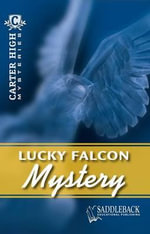 Lucky Falcon Mystery : Carter High Mysteries (Paperback) - Eleanor Robins