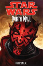 Star Wars : Darth Maul-Death Sentence - Bruno Redondo