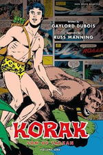 Korak, Son of Tarzan : Archives Volume 1 - Russ Manning