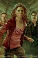 Buffy the Vampire Slayer : Season 8 Volume 4 - Georges Jeanty