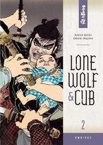 Lone Wolf and Cub Omnibus : Volume 2 - Goseki Kojima