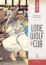 Lone Wolf and Cub : Volume 5 - Kazuo Koike