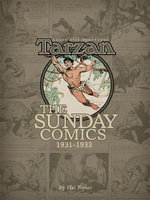 Edgar Rice Burroughs Tarzan: 1934-1936 Volume 2 : The Sunday Comics - Hal Foster