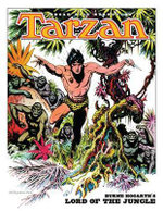 Tarzan : Burne Hogarth's Lord of the Jungle - Edgar Rice Burroughs
