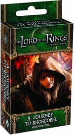 Lord of the Rings Lcg : A Journey to Rhosgobel - Fantasy Flight Games