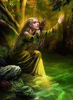 Lord of the Rings Card Sleeves Packs - Goldenwood Singer - Fantasy Flight Games
