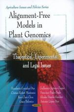 Alignment-Free Models in Plant Genomics : Theoretical, Experimental & Legal Issues - Humberto Gonzalez-Diaz
