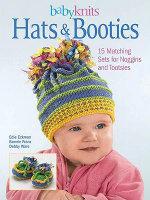 BabyKnits Hats & Booties - Edie Eckman