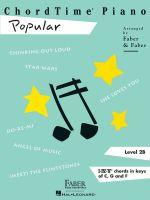 Chordtime Piano - Popular : Level 2B - Nancy Faber