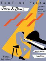 Funtime Piano - Jazz & Blues : Easy Piano - Nancy Faber