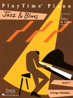 Playtime Piano : Jazz & Blues - Nancy Faber