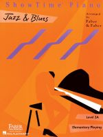 Showtime Jazz & Blues, Level 2A : Elementary Playing - Faber & Faber
