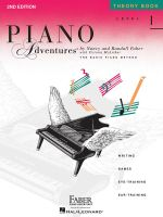 Piano Adventures, Level 1, Theory Book : Theory Book: Level 1