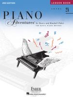 Piano Adventures : Level 2a - Lesson Book - Nancy Faber