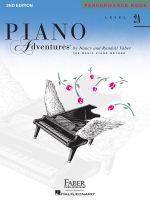 Piano Adventures : Performance Book - Level 2A - Nancy Faber