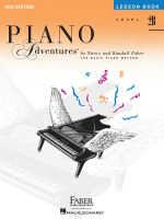 Faber Piano Adventures Lesson Book Level 2B Piano Book : Lesson Book - Nancy Faber