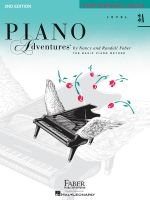 Faber Piano Adventures : Level 3A - Performance Book - Nancy Faber