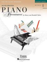 Accelerated Piano Adventures, Book 1, Theory Book : For the Older Beginner - Nancy Faber