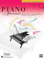 Faber Piano Adventures : Level 1 - Popular Repertoire Book - Nancy Faber