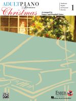 Christmas for All Time - Book 1 with Enhanced CD : Adult Piano Adventures - Nancy Faber