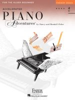 Accelerated Piano Adventures, Book 2, Theory Book : For the Older Beginner - Nancy Faber