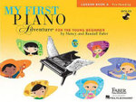 My First Piano Adventure, Lesson Book A, Pre-Reading : For the Young Beginner - Nancy Faber