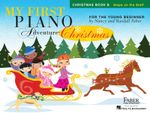 Nancy Faber/Randall Faber : My First Piano Adventure - Christmas (Book B - Steps on the Staff) - Nancy Faber