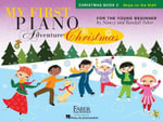 Nancy Faber/Randall Faber : My First Piano Adventure - Christmas (Book C - Skips on the Staff) - Nancy Faber