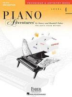 Piano Adventures, Level 4 : Technique & Artistry Book - Nancy Faber