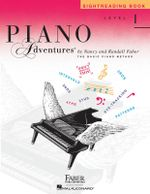 Faber Piano Adventures : Sightreading Book - Level 1 - Nancy Faber