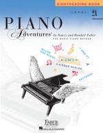 Piano Adventures : Sightreading Book - Level 2a - Nancy Faber