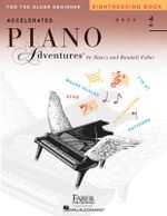 Accelerated Piano Adventures: Book 2 : Sightreading - Nancy Faber
