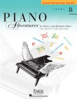 Level 3A : Sightreading Book - Piano Adventures - Nancy Faber