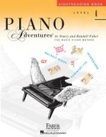 Faber Piano Adventures : Level 4 Sightreading Book - Nancy Faber