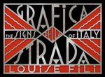 Grafica Della Strada : The Signs of Italy - Louise Fili