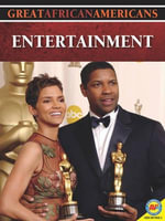 Entertainment : Great African Americans (Paperback) - Kaite Goldsworthy