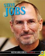 Steve Jobs : Remarkable People (Hardcover) - Steve Goldsworthy