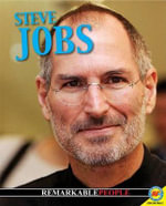 Steve Jobs : Remarkable People (Paperback) - Steve Goldsworthy