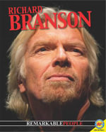 Richard Branson : Remarkable People (Paperback) - Steve Goldsworthy