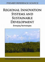 Regional Innovation Systems and Sustainable Development : Emerging Technologies