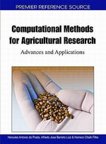 Computational Methods for Agricultural Research : Advances and Applications