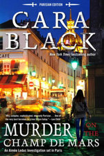 Murder on the Champ de Mars - Cara Black